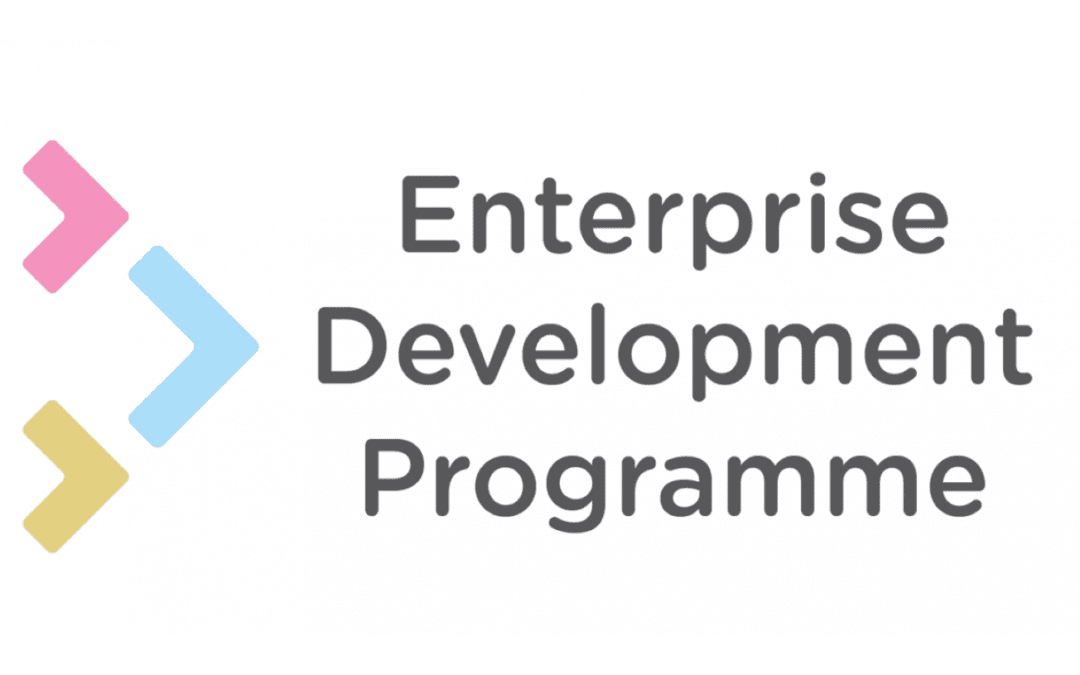 Launch of the £40m Enterprise Development Programme
